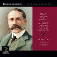 Edward Elgar (1857-1934): Enigma Variations op.36 (200g), 2 LPs