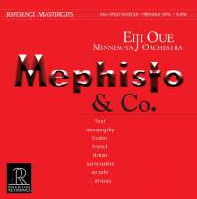Eiji Oue - Mephisto & Co (180g), 2 LPs