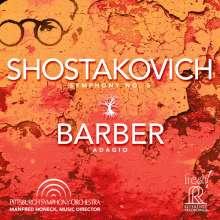 Dmitri Schostakowitsch (1906-1975): Symphonie Nr. 5, Super Audio CD