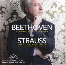Ludwig van Beethoven (1770-1827): Symphonie Nr.3, Super Audio CD