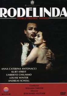 Georg Friedrich Händel (1685-1759): Rodelinda, DVD