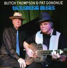 Butch Thompson & Pat Donohue: Vicksburg Blues, CD