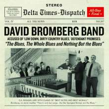 David Bromberg: The Blues, The Whole Blues And Nothing But The Blues, CD