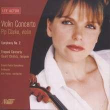 Lee Actor (geb. 1952): Symphonie Nr.2, CD