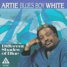 """Artie """"Blues Boy"""" White: Different Shade Of Blue, CD"""