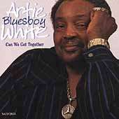 "Artie ""Blues Boy"" White: Can We Get Together, CD"