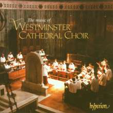 Westminster Cathedral Choir - The Music of Westminster, CD