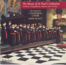 St.Paul's Cathedral Choir - Music of St.Paul's Cathedral, CD