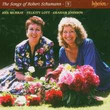 Robert Schumann (1810-1856): Sämtliche Lieder Vol.9, CD