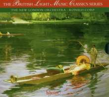 British Light Music Classics Series Vol.1-4, 4 CDs