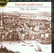 17th Century Social Music, CD