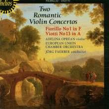 Giovanni Battista Viotti (1755-1824): Violinkonzert Nr.13, CD