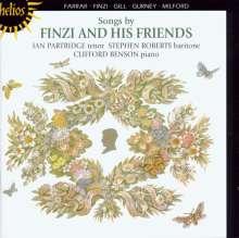 Ian Partridge & Stephen Roberts, CD