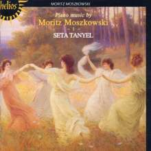 Moritz Moszkowski (1854-1925): Klavierwerke Vol.1, CD