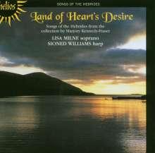 Lisa Milne - Land of Heart's Desire, CD