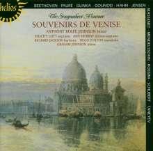 Anthony Rolfe Johnson - Souvenirs de Venise, CD