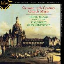 Robin Blaze - German 17th Century Church Music, CD