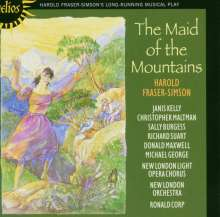 Harold Fraser-Simson (1872-1944): The Maid of the Mountains, CD