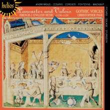 Englische & französische Musik 1350-1420, CD