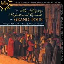 His Majestys Sagbutts and Cornetts, CD