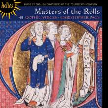 Masters of the Rolls, CD