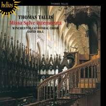 Thomas Tallis (1505-1585): Missa Salve Intemerata, CD