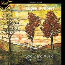Eugen D'Albert (1864-1932): Klaviersonate op.10, CD