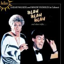Sarah Walker & Roger Vignoles in Cabaret, CD