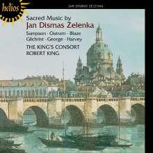Jan Dismas Zelenka (1679-1745): Geistliche Musik, CD