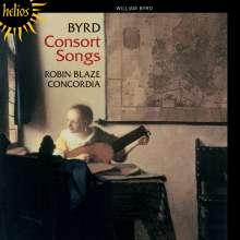 William Byrd (1543-1623): Consort Songs, CD