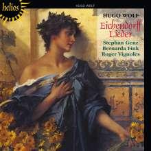 Hugo Wolf (1860-1903): Lieder, CD