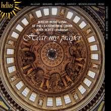 St.Paul's Cathedral Choir - Hear my prayer, CD