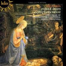 """Tomas Louis de Victoria (1548-1611): Missa & Motette """"Dum complerentur"""", CD"""