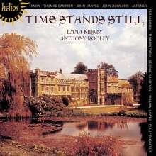 Emma Kirkby - Time Stands Still (Lautenlieder), CD
