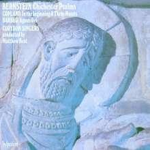 Leonard Bernstein (1918-1990): Chichester Psalms, CD