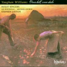 Ralph Vaughan Williams (1872-1958): Folk Songs, CD
