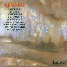 Iannis Xenakis (1922-2001): Chorwerke, CD
