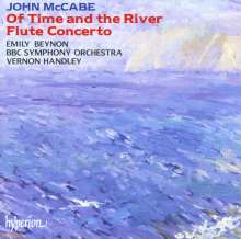 """John McCabe (1939-2015): Symphonie Nr.4 """"Of Time and the River"""", CD"""