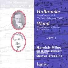 """Joseph Holbrooke (1878-1958): Klavierkonzert Nr.1 op.52 """"The Song of Gwyn ap Nudd"""", CD"""