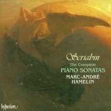 Alexander Scriabin (1872-1915): Klaviersonaten Nr.1-10, 2 CDs