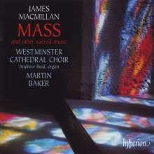 James MacMillan (geb. 1959): Mass, CD