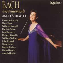 Angela Hewitt - Bach Arrangements, CD