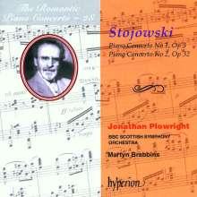 Sigismond Stojowski (1870-1946): Klavierkonzerte Nr.1 & 2 (op.3 & 32), CD