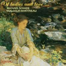 Michael Schade - Of Ladies and Love, CD