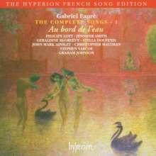 Gabriel Faure (1845-1924): Sämtliche Lieder Vol.1, CD
