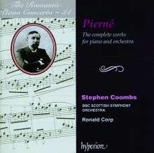 Gabriel Pierne (1863-1937): Sämtliche Werke für Klavier & Orchester, CD