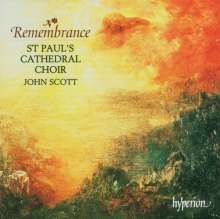 St.Paul's Cathedral Choir - Remenbrance, CD