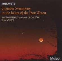 Nikolaj Roslavets (1881-1944): Kammersymphonie, CD