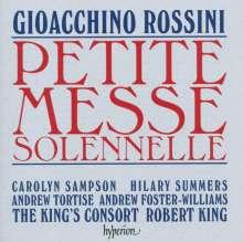 Gioacchino Rossini (1792-1868): Petite Messe Solennelle, CD