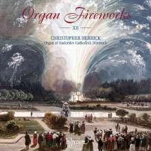 Christopher Herrick - Organ Fireworks 12, CD